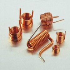 Air coil inductor